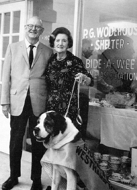 P. G. Wodehouse Animal Shelter